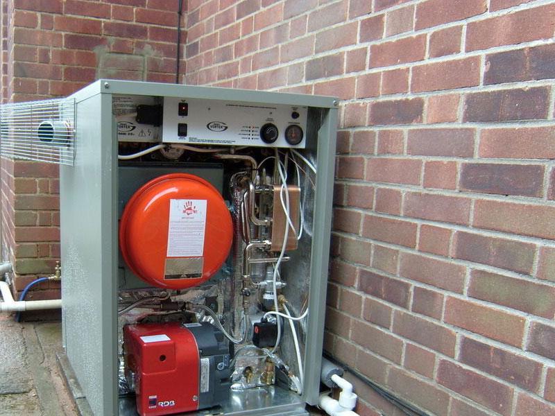 oil boiler glasgow